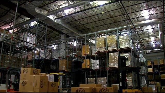 """The state audit[or's report finds JCPS spends $3M per year on an """"outdated"""" warehouse system."""