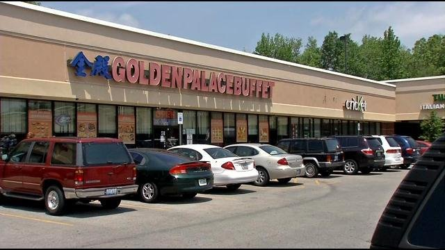 Golden Palace Buffet on Outer Loop