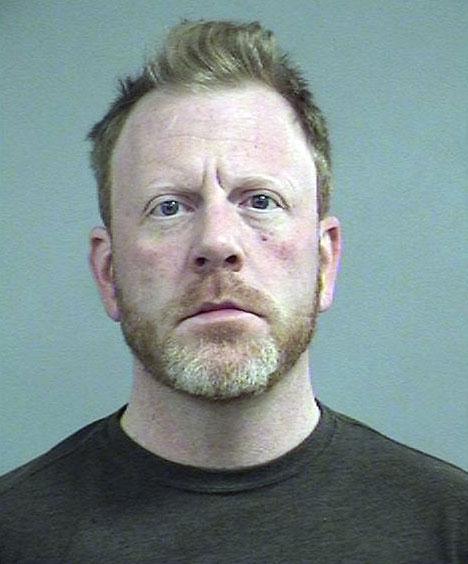 Joseph Hess (Source: Louisville Metro Corrections)