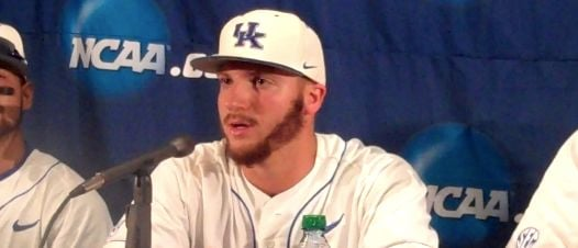 A.J. Reed must deliver Saturday to extend Kentucky's season.