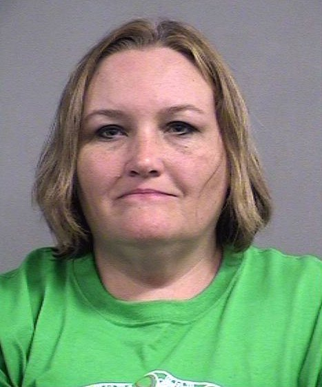 Tina McGuffey (Source: Louisville Metro Corrections)