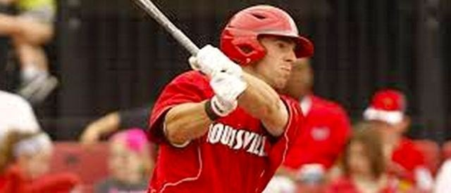 Cole Sturgeon hit and pitched Louisville to the College World Series.