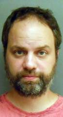 Paul Amburgey (Source: Washington County Jail)