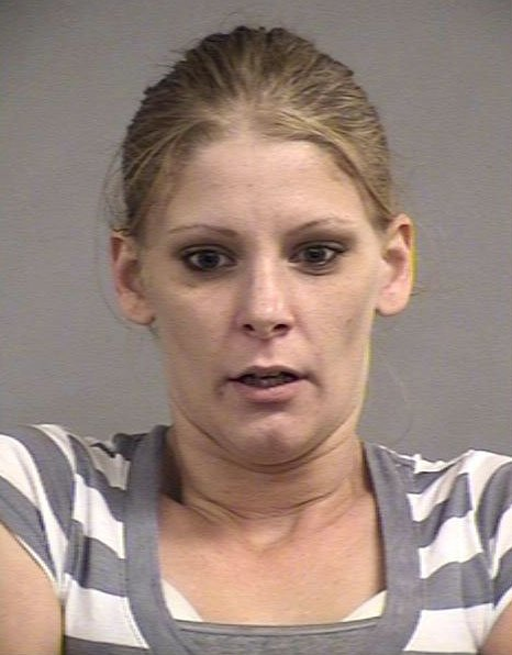 Amber Stepp (Source: Louisville Metro Corrections)