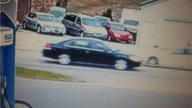 Police say this car may have something do with the murder.