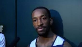 An NBA scout said that Russ Smith could be taken as high as 25th in the Draft Thursday night.