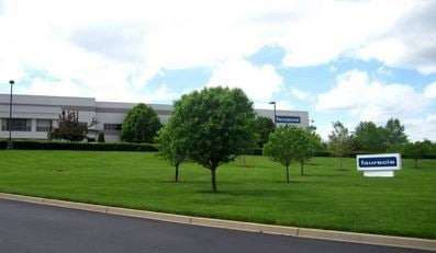 Faurecia plant in Louisville (Faurecia website)