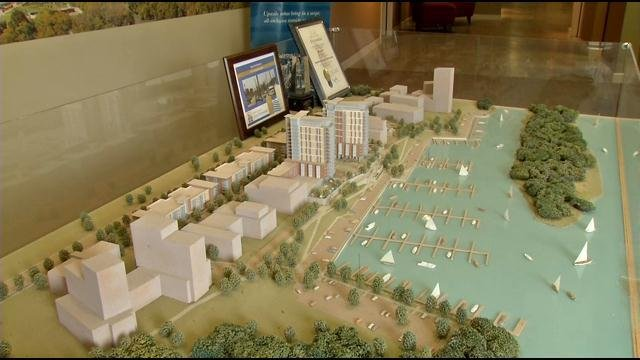 The plans for expansion of River Park Place call for much more.