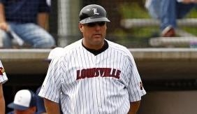 Former U of L assistant coach Chris Lemonis will take over the Indiana baseball program. (Baseball America picture.)
