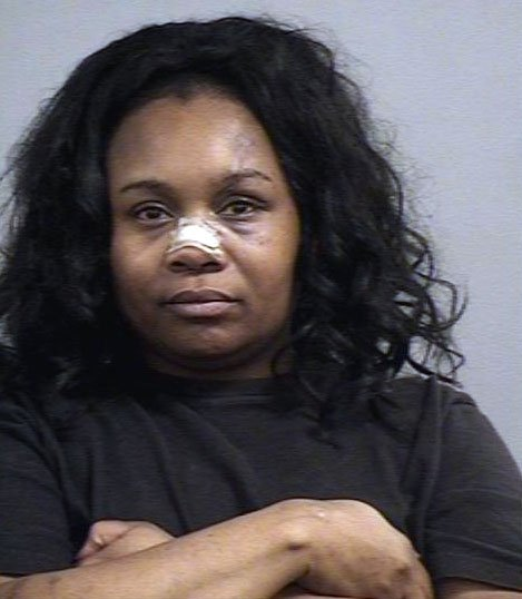 Larricia Woodford (Source: Louisville Metro Corrections)