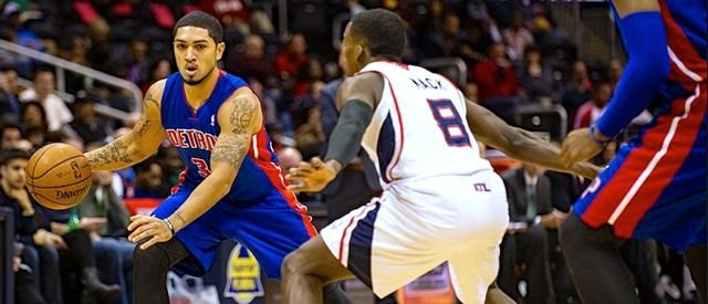 Peyton Siva is trying to convince the Pistons to guarantee the second year of his contract.