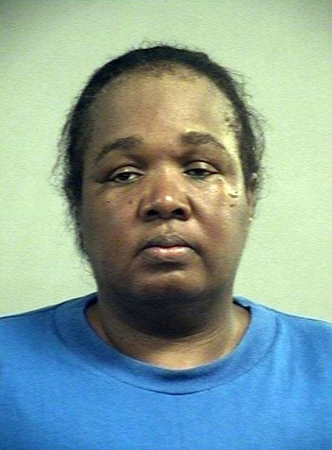 Christie Jones (Source: Louisville Metro Corrections)