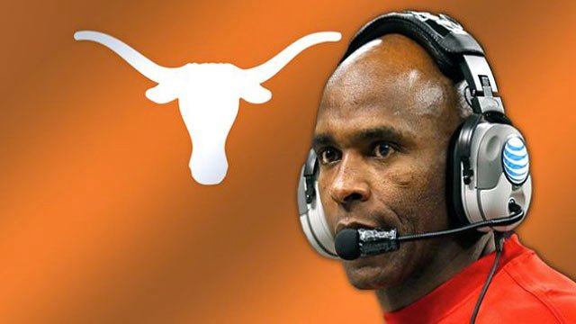 Former U of L football coach Charlie Strong
