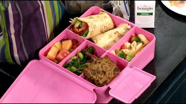 Changes have been made at schools across the country in the past few years to ensure kids have healthy food and snacks.