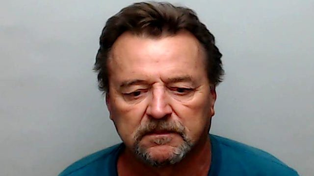 John Brooks is charged with visiting a common nuisance.