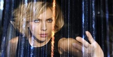 "(AP Photo/Universal Pictures). This image released by Universal Pictures shows Scarlett Johansson in a scene from ""Lucy."""