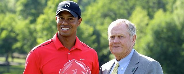 Jack Nicklaus said he understands the struggle Tiger Woods is having with his back.