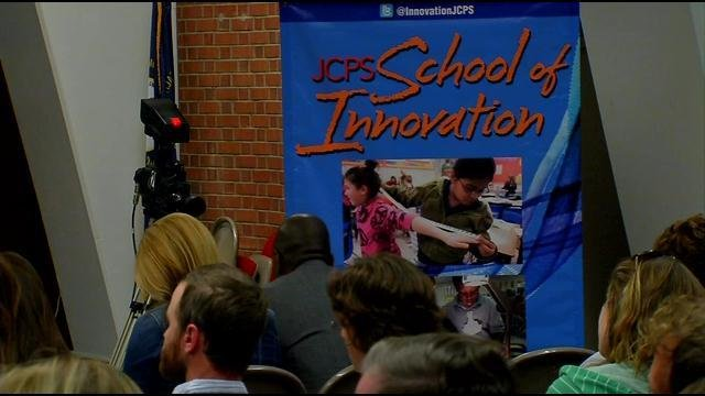 JCPS School of Innovation finalists will learn which project will move forward on Aug. 11, 2014