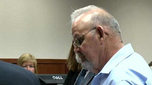 Donald Hayes is charged with murder after allegedly killing Danny Wilson on June 21.