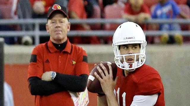 Will Gardner has been waiting three years for his chance to start at quarterback.