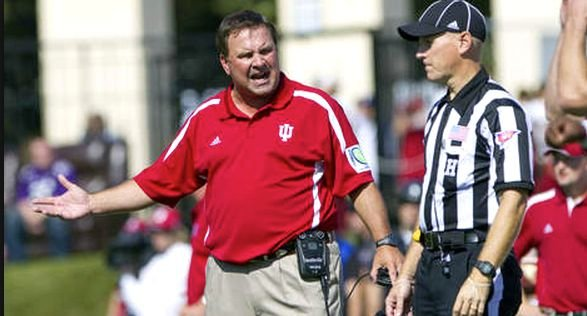 Indiana coach Kevin Wilson has an improved defense but work to do with IU's passing attack.