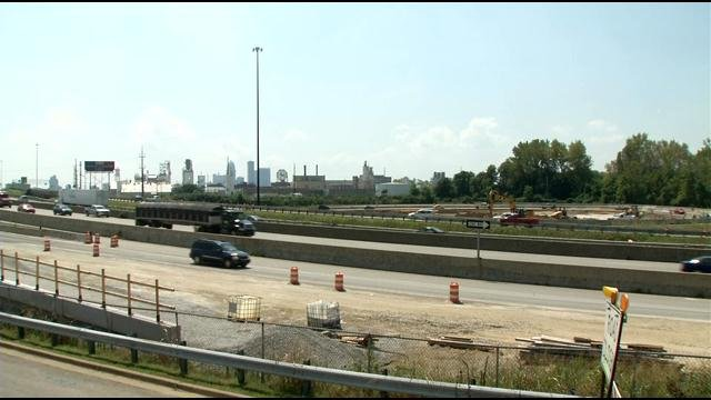 There will be no new interstate or ramp closures near the downtown crossing portion of the Ohio River Bridges Project, but long-term projects will remain in place with signs and detour routes.