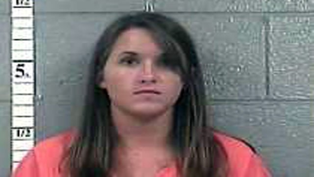 Crystal Chappell (Source: Bullitt County Detention Center)