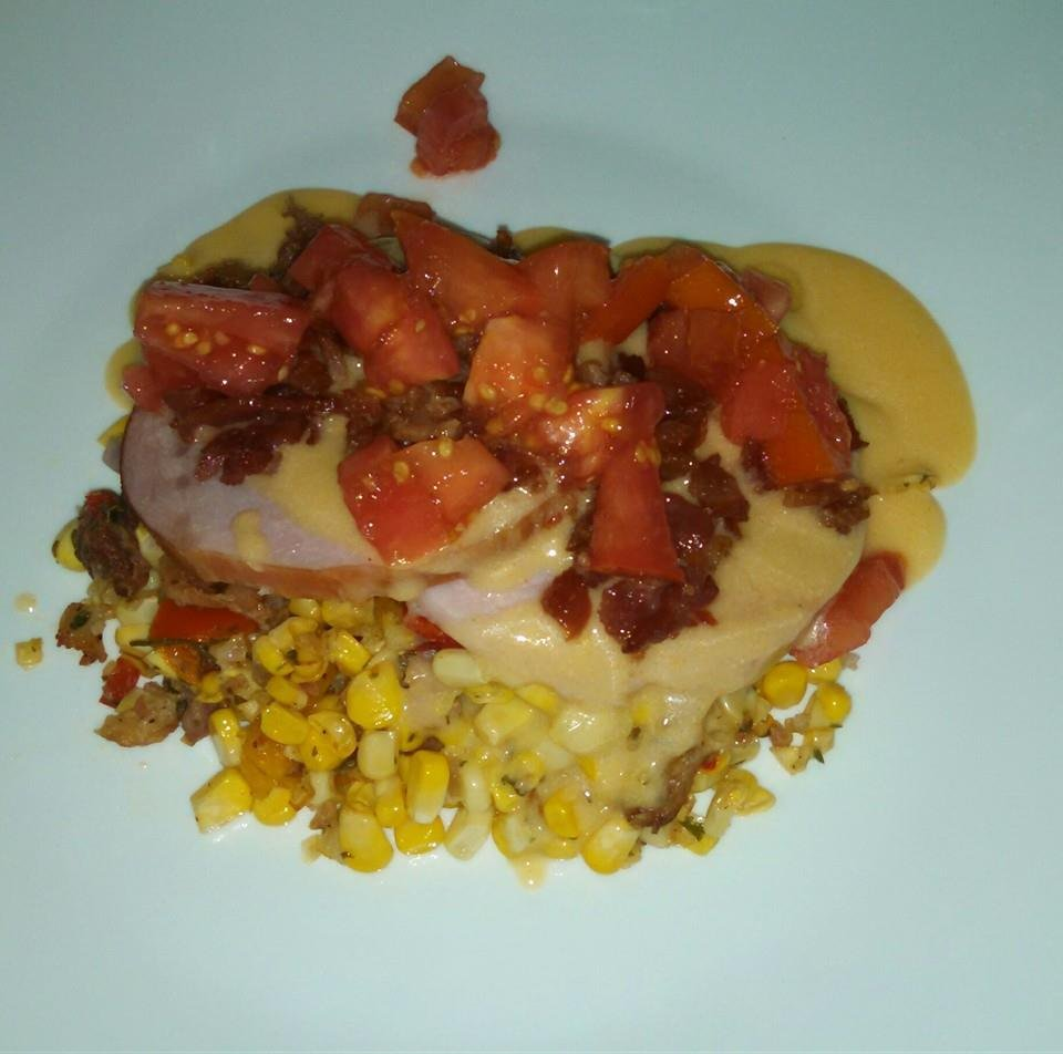 The signature Hot Brown