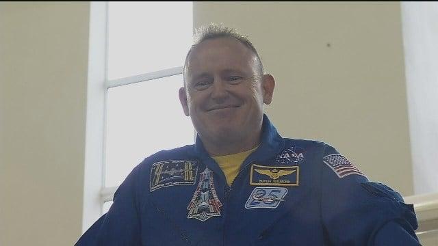 Astronaut Barry Wilmore (Credit: NASA)