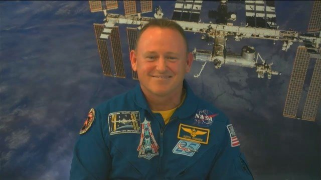 Astronaut Barry Wilmore (Credit: NASA)