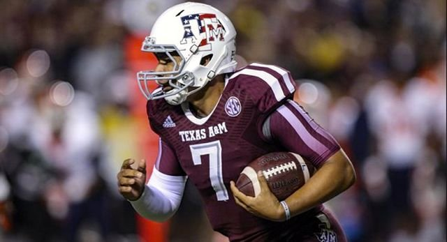 Quarterback Kenny Hill's play has made Texas A&M the best team in the SEC this season.