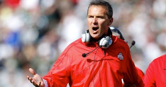 Urban Meyer didn't look like a coach who won two national title at Florida when Ohio State lost to Virginia Tech.