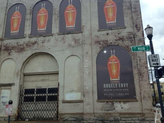 planned downtown distillery