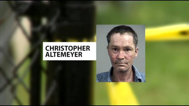 47-year-old Christopher Altemeyer was found dead in his home on Thursday.