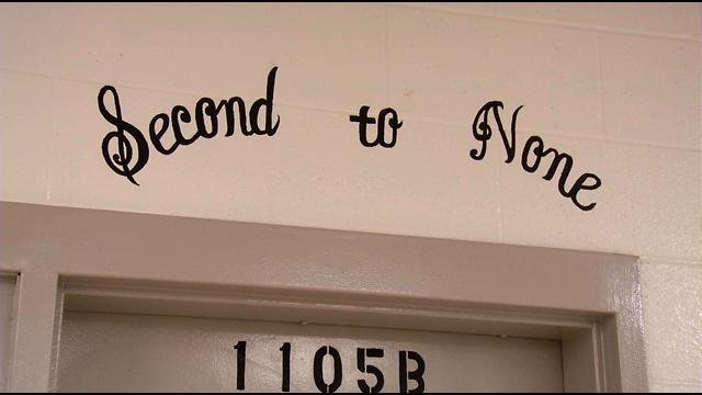 'Second to None' is the new motto of the Harrison County Jail.
