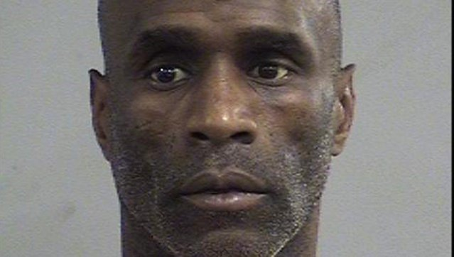 Keith M. Owens Jr. was arrested Saturday night and charged with eight counts of robbery