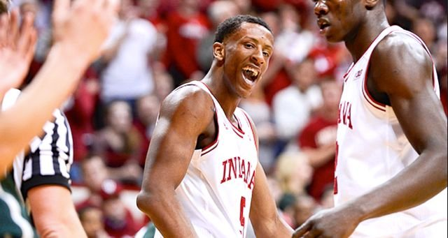 Sophomore Troy Williams looks like Indiana's most improved player. (Jamie Owens photo)