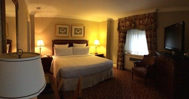 My room at the Waldorf Astoria (Eric Crawford photo)