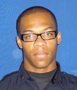 Officer De'Sean Ramsey