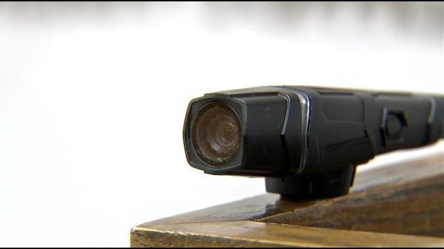 The company TASER International says the department has ordered 988 cameras and related equipment for LMPD.