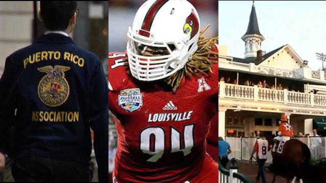 The FFA convention begins this week at the Expo Center and overlaps with U of L's football game against #2 Florida State and Churchill Downs' fall meet night races on October 30.