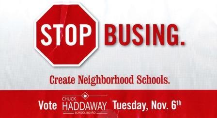 2012 Bluegrass Fund ad for Chuck Haddaway