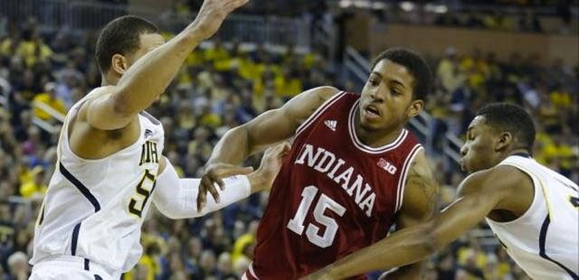 Indiana sophomore Devin Davis was hospitalized after he was struck by a vehicle early Saturday morning.