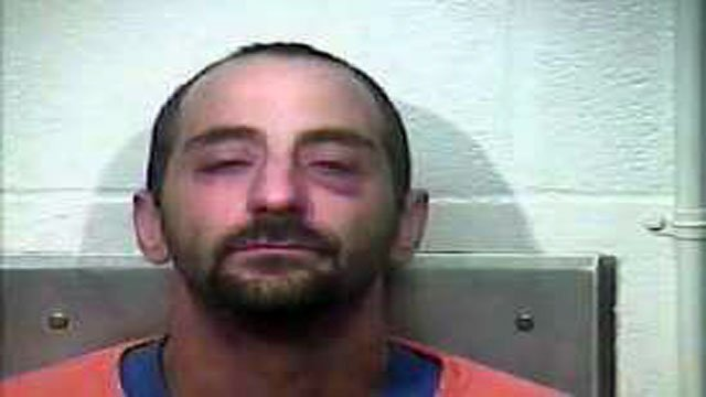 Jason R. Davis (Source: Larue County Detention Center)