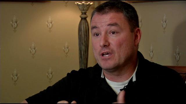 Former Chief Deputy JT Shaw.