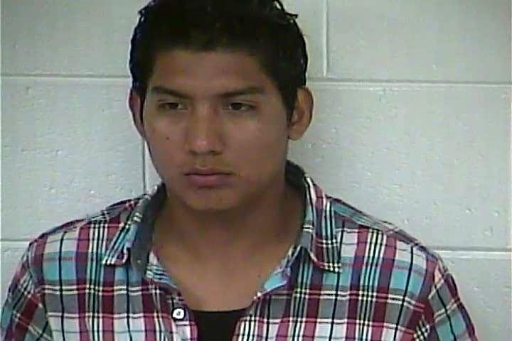 David Vega (Source: Carroll County Detention Center)