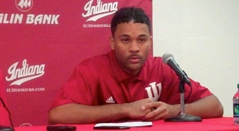 James Blackmon Jr. scored 25 points in his debut at Indiana.
