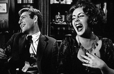 """Elizabeth Taylor in """"Who's Afraid of Virginia Woolf?"""""""
