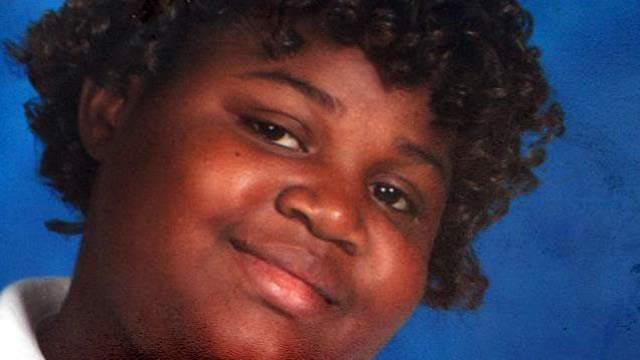 Shavon Ross died after she was shot in the back on Nov. 29 in west Louisville.