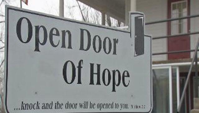 Open Door of Hope 2014.JPG